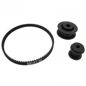 Jabsco Belt And Pulley Kit